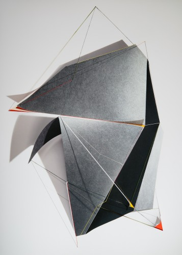 Konstrukt 86, 70 x 50 cm