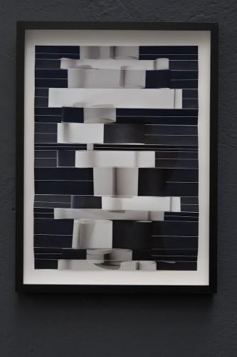 Modell Konstrukt 53, 60 x 42 cm