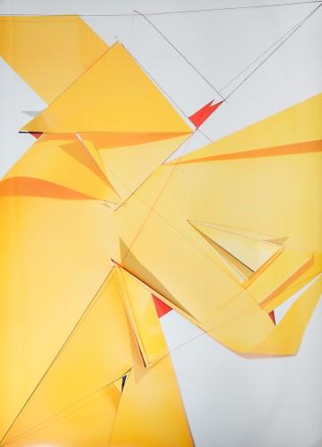 Konstrukt 79, 100 x 72 cm