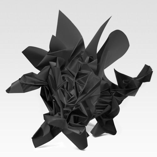 Objekt 10, 80 x 80 cm