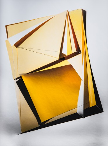 Konstrukt 83, 100 x 74 cm
