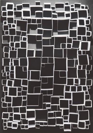 Partition 2, 60 x 42cm