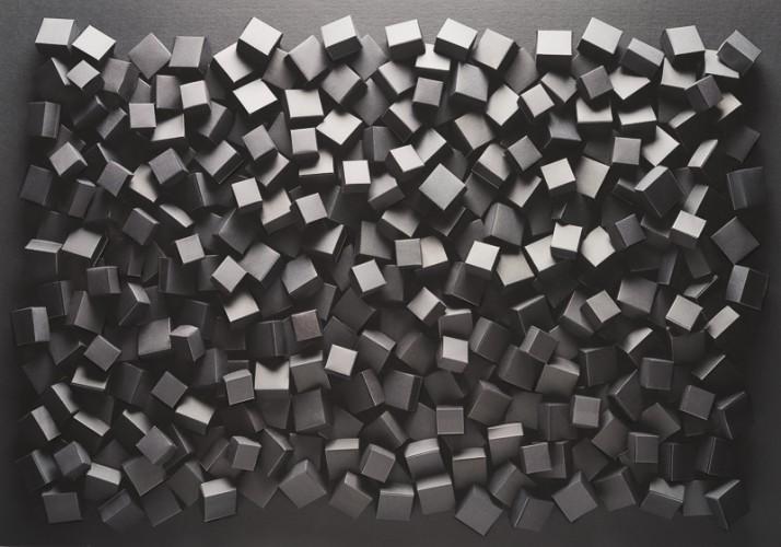 Partition 38, 140 x 200 x 2 cm, 2015