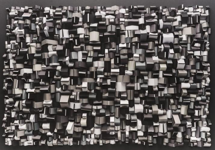 Partition 42, 140 x 200 x 3 cm, 2015