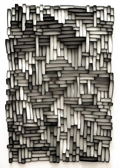 Partition 6, 110 x 80cm