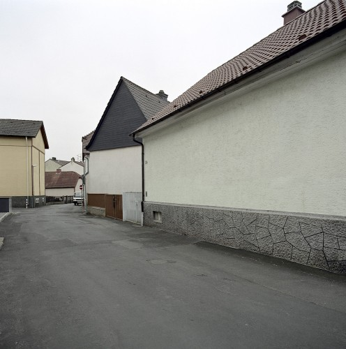 Strassen 4, 50 x 50 cm