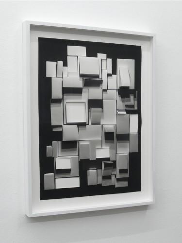 Exhibition View Partition 11, 70 x 50 x 3cm, 2014
