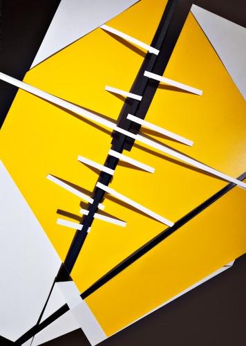 Konstrukt 48, 70 x 50 cm