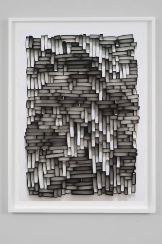 Exhibition View Partition 5, 110 x 80 x 2cm, 2013