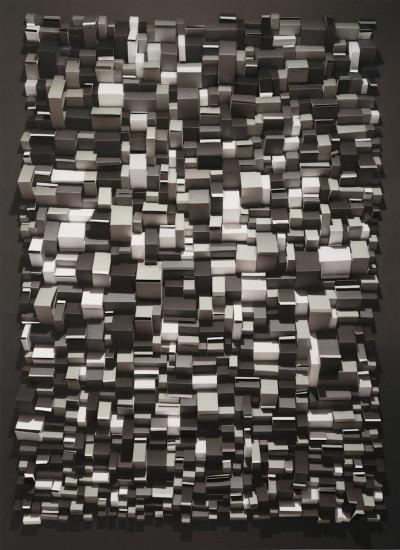 Partition 17, 110 x 80 x 2 cm