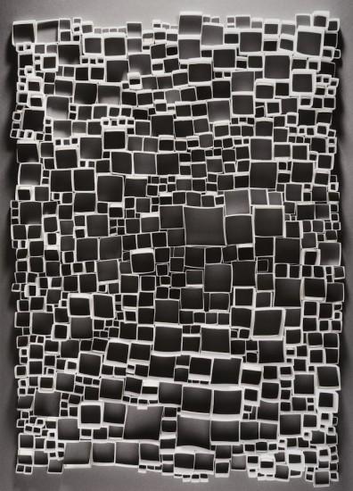 Partition 21, 110 x 80 x 2 cm