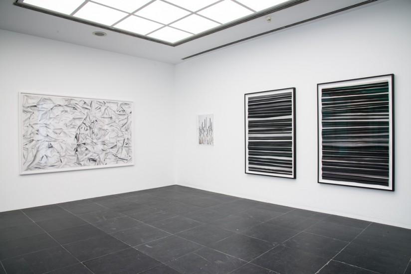Ausstellungsansicht Frankfuerter Kunstverein 2015 web