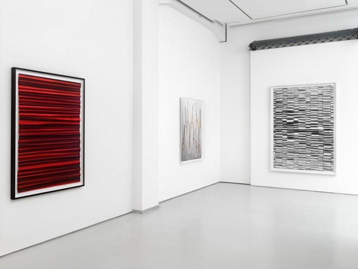 Ausstellungsansicht Kai 10 2015.