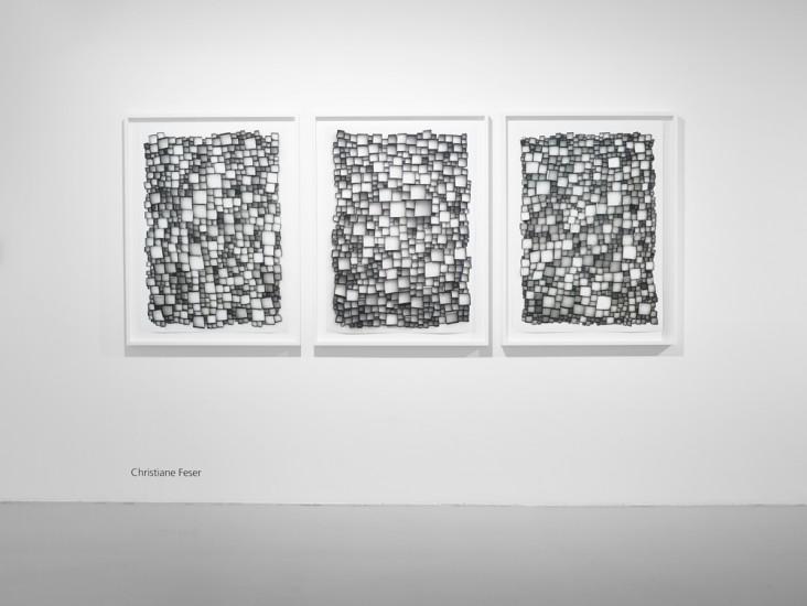 Exhibition View Partition 3