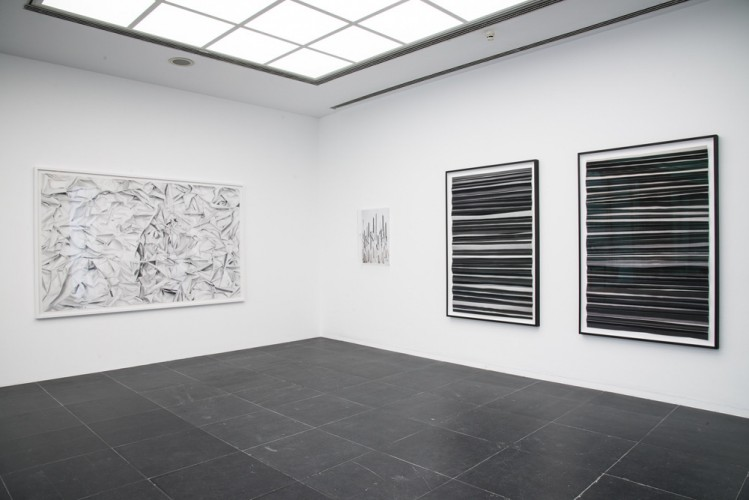 exhibition view, frankfurter kunstverein, 2015