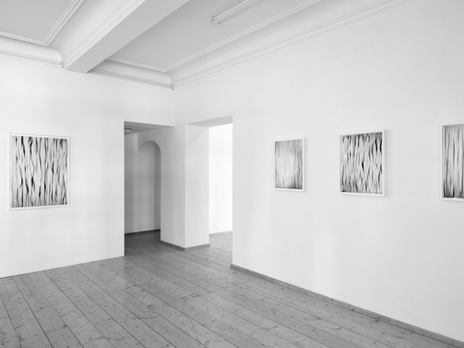 exhibition view, kunstverein gera, 2016