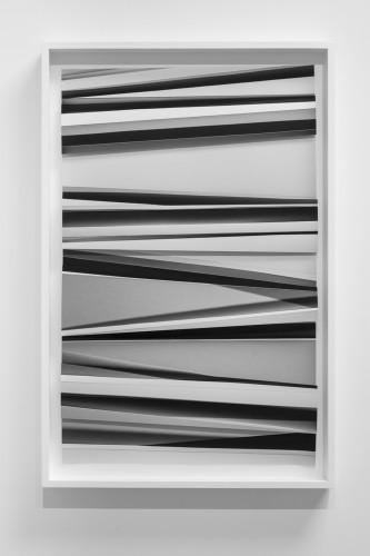 Lamellen 14, 118 x 75 x 3 cm, 2016