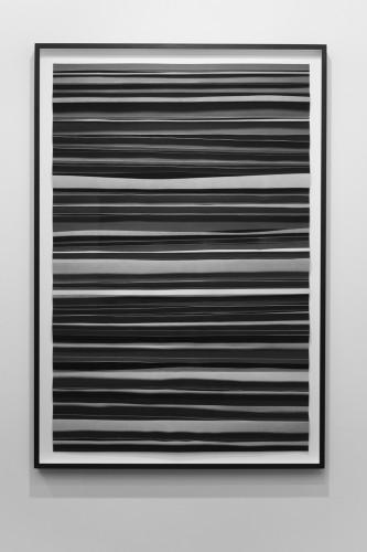 Lamellen 3, 150 x 100 x 3 cm, 2014