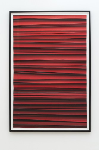 Lamellen 6, 152 x 100 x 2 cm, 2015