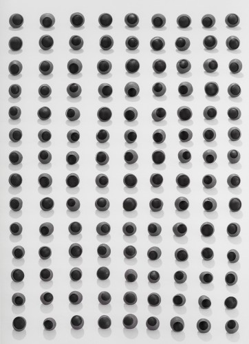 Kugeln 2, 110 x 80 cm, 2014