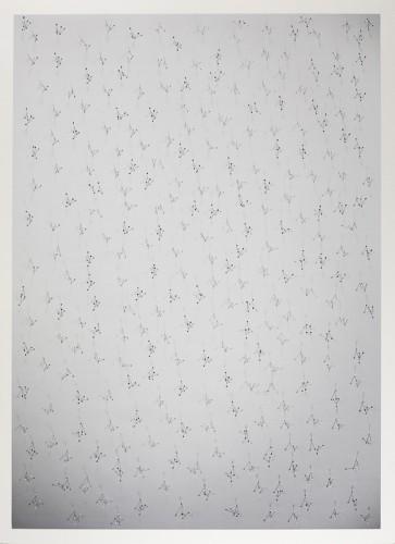 Nullpunkte 6, 148 x 108 x 2 cm, 2016